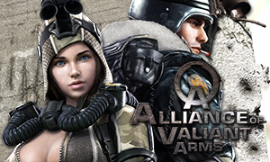 Alliance of Valiant Arms(AVA)